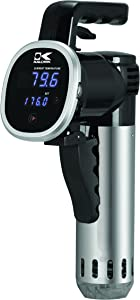 Kalorik Sous Vide Cooker, SVD 43056 BK, 850W Immersion Circulater, Black