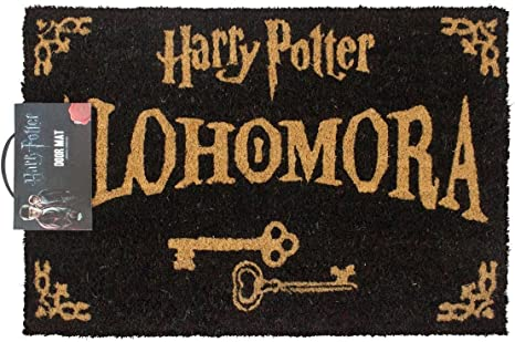 Harry Potter Alohomora Door Mat : potter door - pezcame.com
