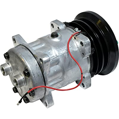 Universal Air Conditioner CO 4617C A/C Compressor: Automotive