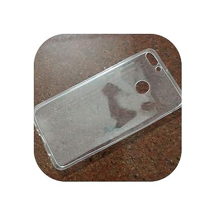 Amazon.com: Carcasa de silicona para Huawei Y3 Y5 Y6 Ii Y7 ...