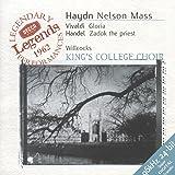 Haydn: Nelson Mass / Vivaldi: Gloria / Handel: Zadok the Priest