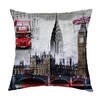 Amazon.com: clásico Landmark Paisaje Big Ben de Londres ...
