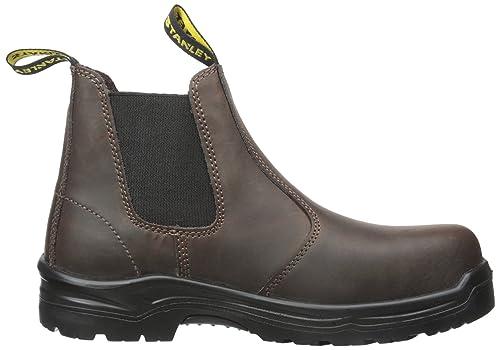 Stanley Men's Dredge Steel-Toe Work Boot