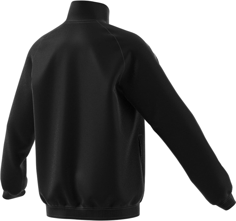 adidas CORE18 PRE JKTY Veste de Sport Mixte Enfant, Black