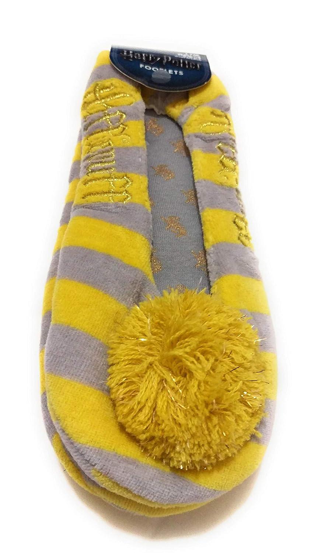 Primark - Zapatillas de estar por casa de Algodón/Poliéster para niña Gryffindor Burgundy 36-38: Amazon.es: Ropa y accesorios