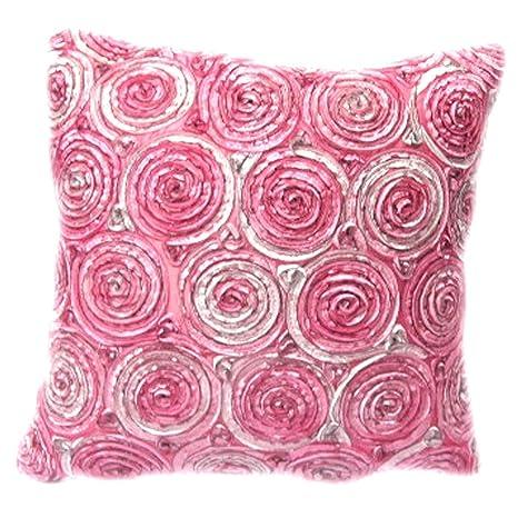 Amazon.com: Oops. (Single) Dos Tonos 3d ramo de rosas rosa ...