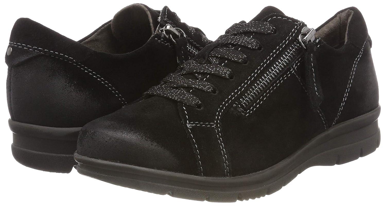 JANA Women/'s 8-8-23611-21 001 Low-Top Sneakers