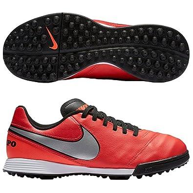 2135ba994e Nike Youth Soccer Tiempo Legend VI Turf Shoes