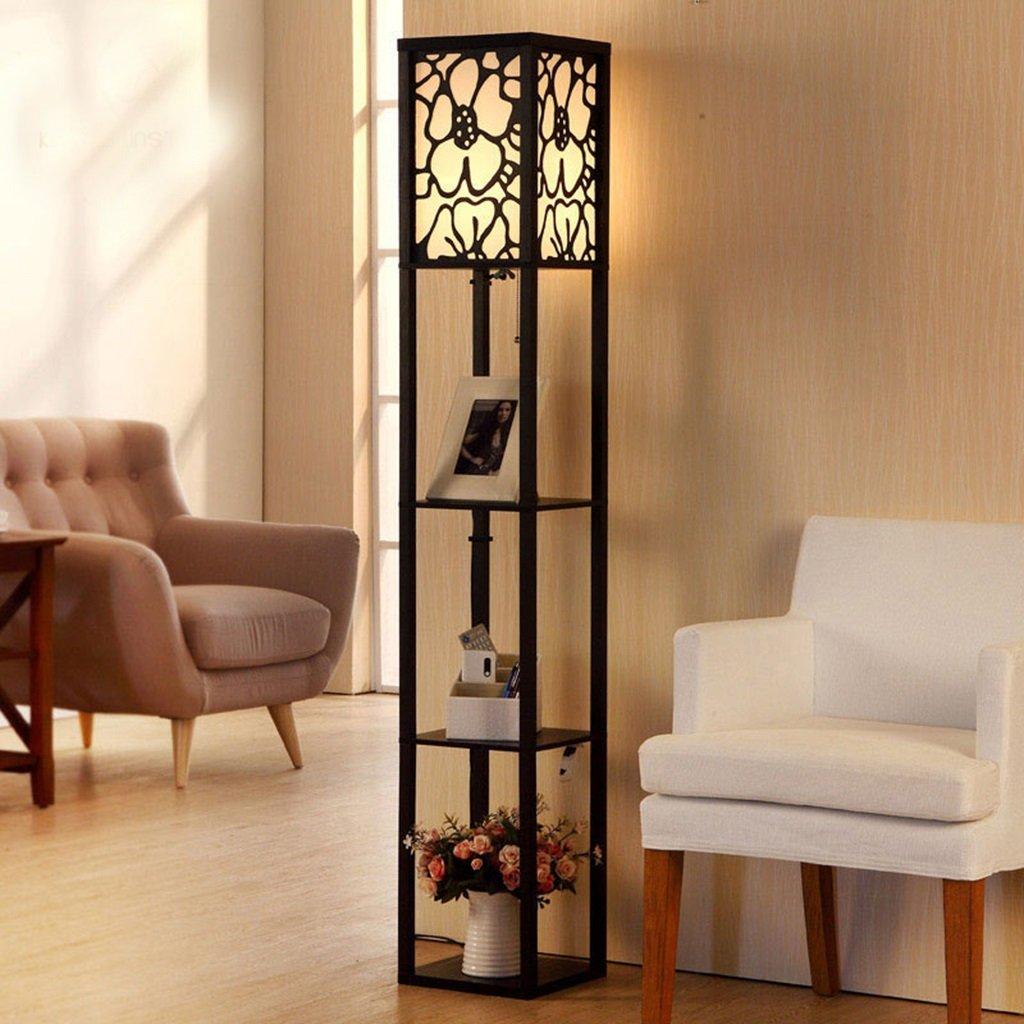 Moderne Minimalist Neuen Chinesischen Stil Aus Holz Stehlampe Wohnzimmer  Schlafzimmer Arbeitszimmer Schreibtischlampe Kreativ Retro Stehlampe ...