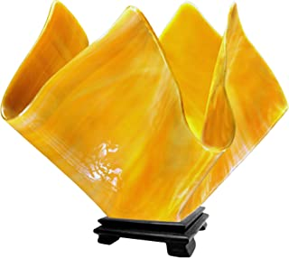 product image for Jezebel Radiance VALA-FP16-AMB Flame Vase Lamp, Large, Amber