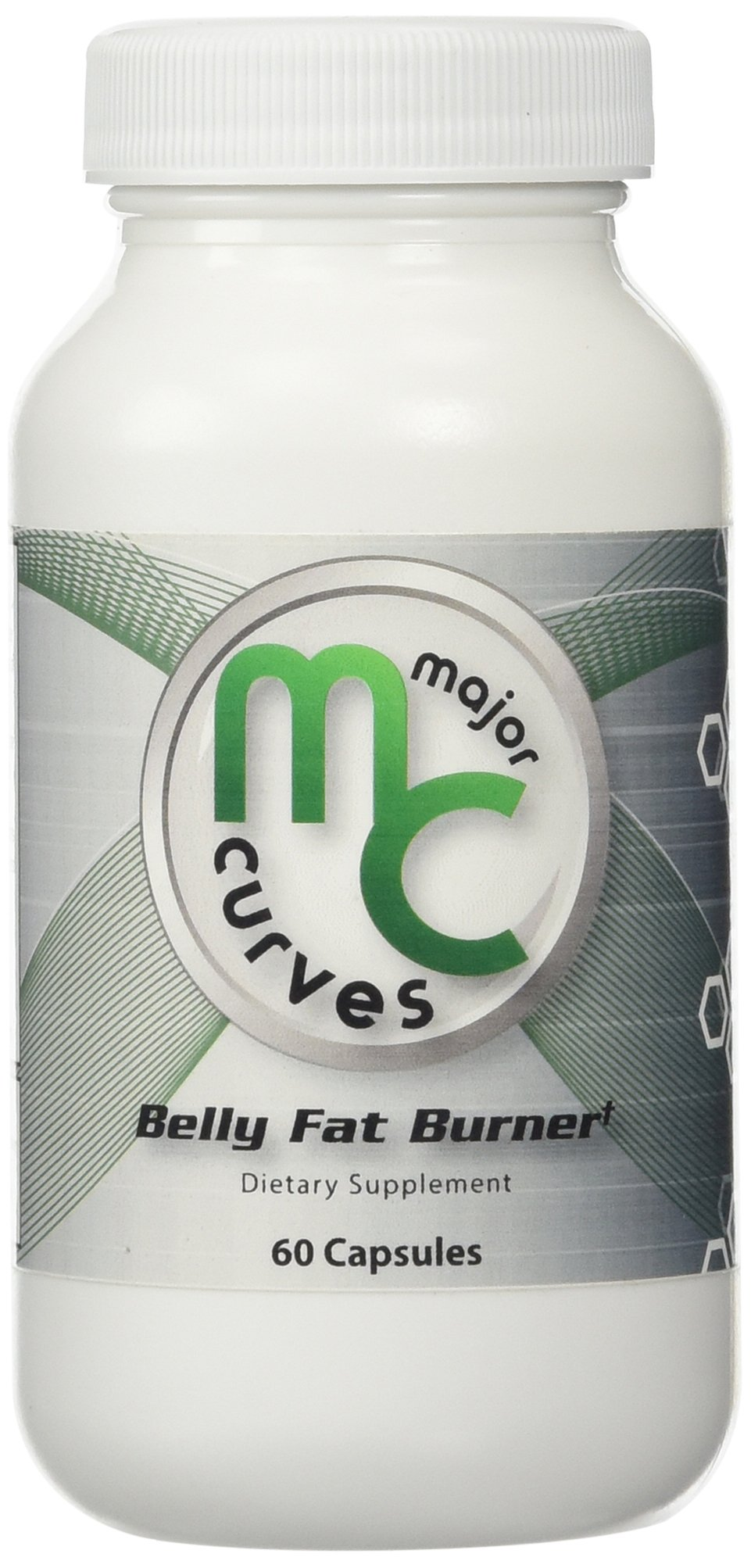 Major Curves Belly Fat Burner (1 Bottle)