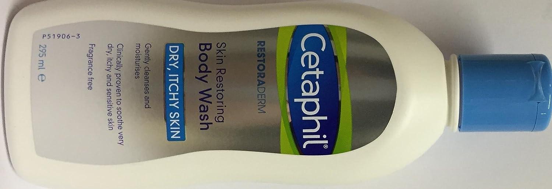 Cetaphil 295 ml Restoraderm Skin Restoring Body Wash Galderma UK Ltd 3660875