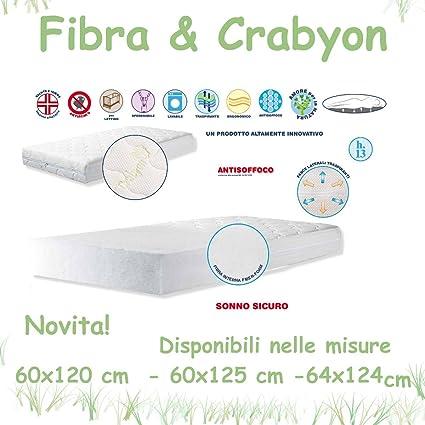 Colchón de Cuna Fibra & crabyon Willy & Co.