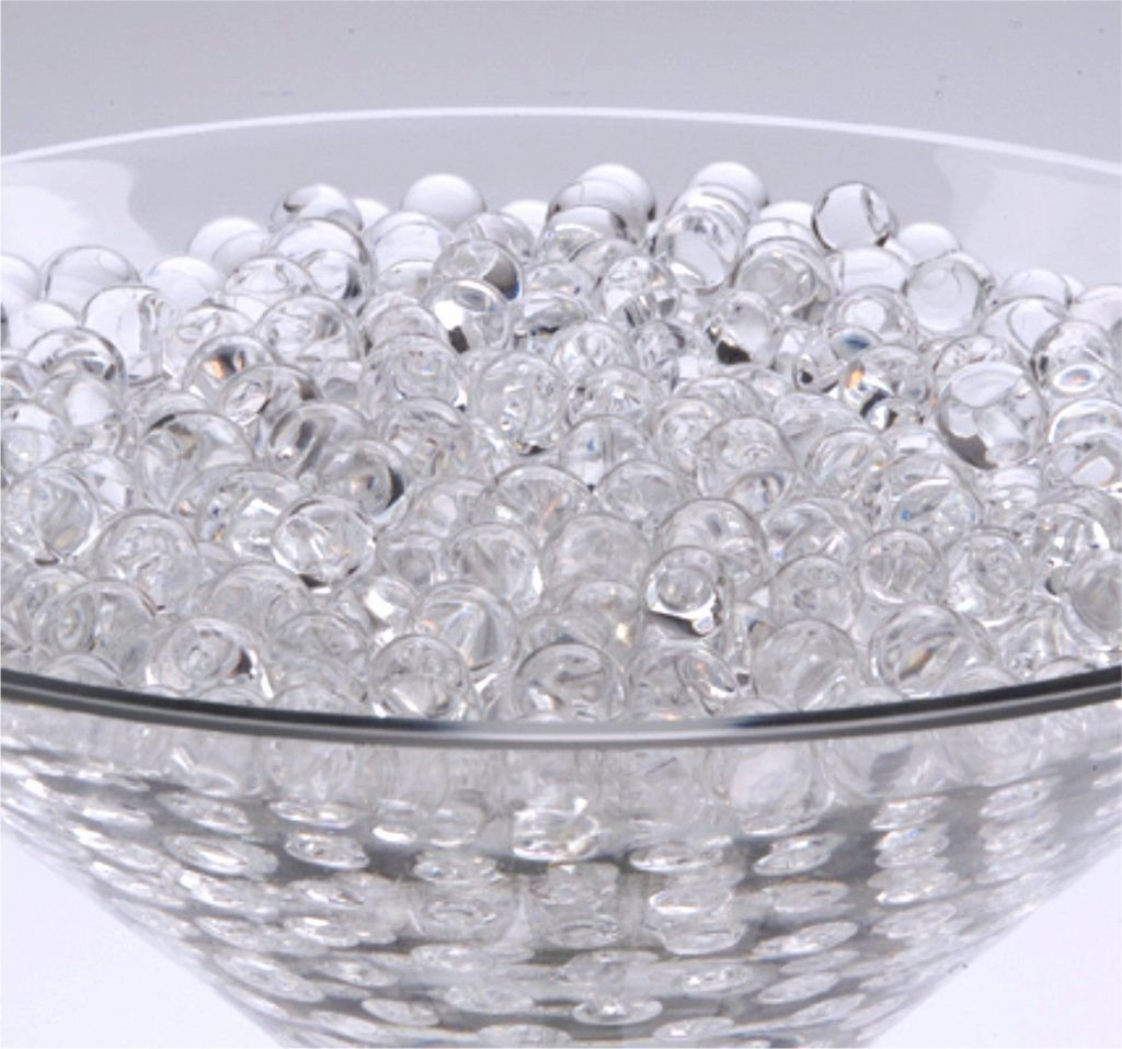 Mveezz clear 20g water aqua crystal soil bio gel ball beads mveezz clear 20g water aqua crystal soil bio gel ball beads wedding vase centerpiece free pp amazon kitchen home reviewsmspy