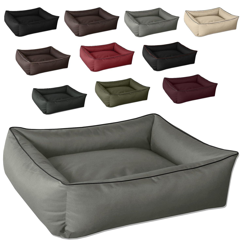 BedDog colchón para Perro MAX L, 10 Colores, Cama para Perro, sofá para Perro, Cesta para Perro, Gris L: Amazon.es: Coche y moto