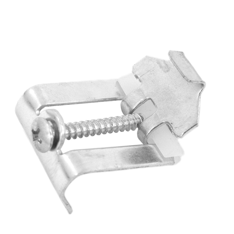 ENKI Stainless Steel Top Mount Kitchen Sink Fixing Clips Brackets ...
