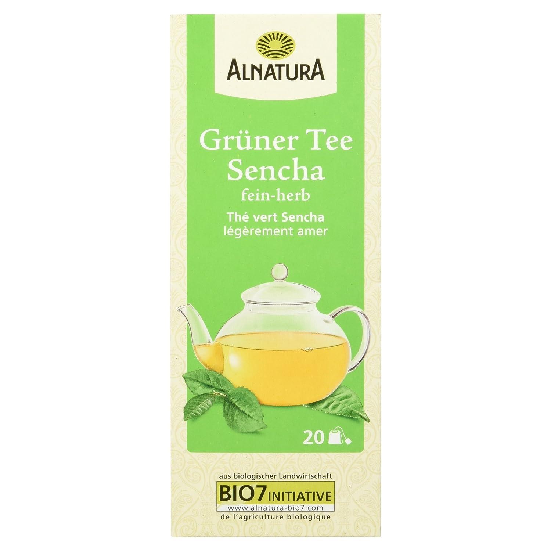 Grüner Tee zum Abnehmen bei der Einnahme von Chia