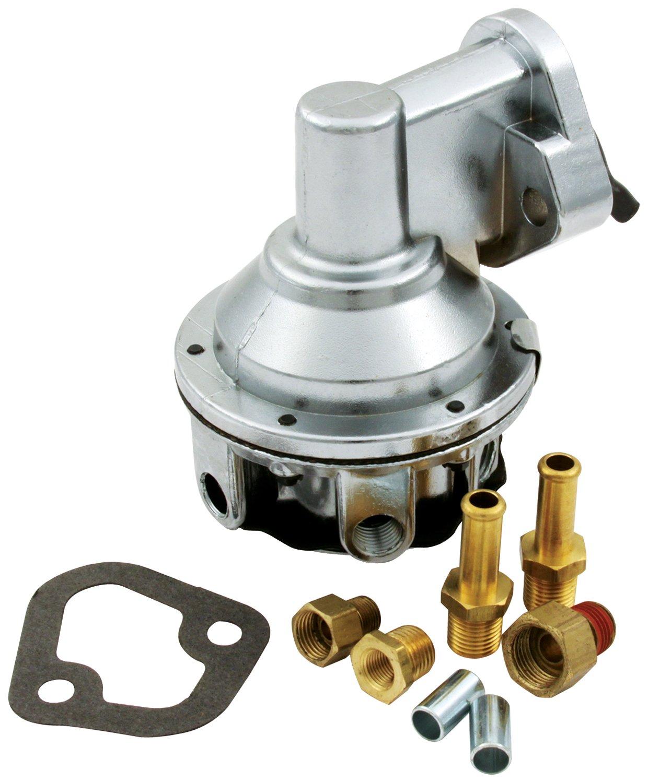 Allstar Performance ALL40260 6.5-8.0 PSI 1//4 NPT Fuel Pump for SB Chevy