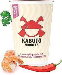 Kabuto Noodles Prawn Tom Yum, 85 g