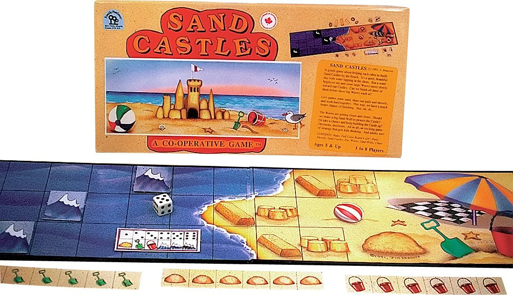 SAND CASTLES Family Pastimes SandCastles