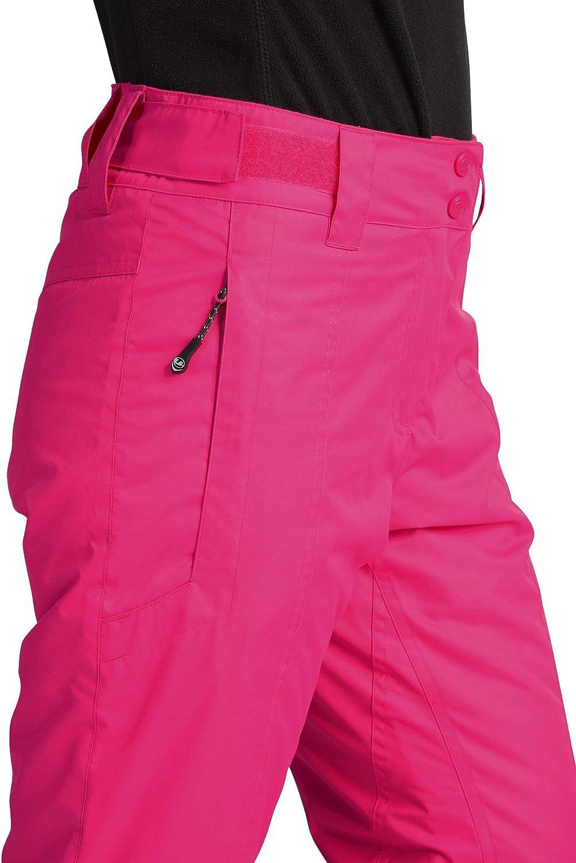 Ultrasport Advanced Pantalones de esquí y Snowboard Lucy de Invierno, Mujer