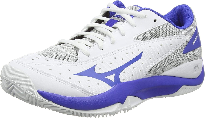 Mizuno Wave Flash CC, Zapatillas de Tenis Mujer