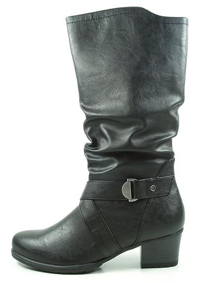 Tamaris 1-25018-29 Ankle Bottes femmes, schuhgröße_1:42 EU;Farbe:noir