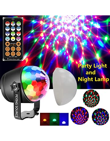 Commercial Lighting 6w Rgb Stage Light Led Disco Light Rotating Colorful Wall Bar Party Light Lamp With Cn Plug Christmas Decorations For Home Lights & Lighting