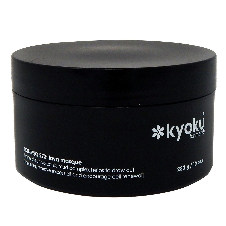 Kyoku For Men Lava Masque Acne Treatment For Men | Kyoku Skin Care For Men (10 oz) …