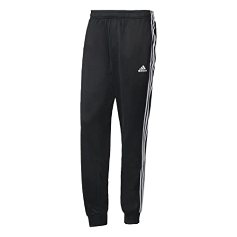 adidas Ess 3S T Tricot Pantaloni, Uomo