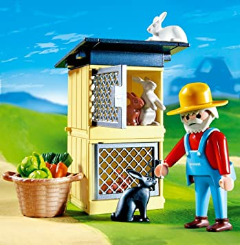 playmobil hühnerstall