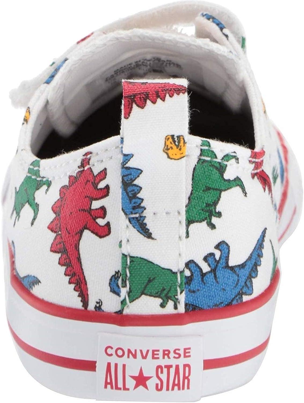 converse enfant dinosaure