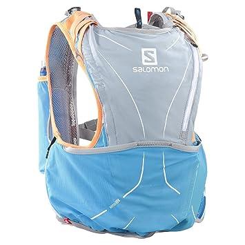SALOMON S-Lab ADV Skin Hydro 12 Set - Mochila de Ciclismo, Color, Talla M/L: Amazon.es: Deportes y aire libre