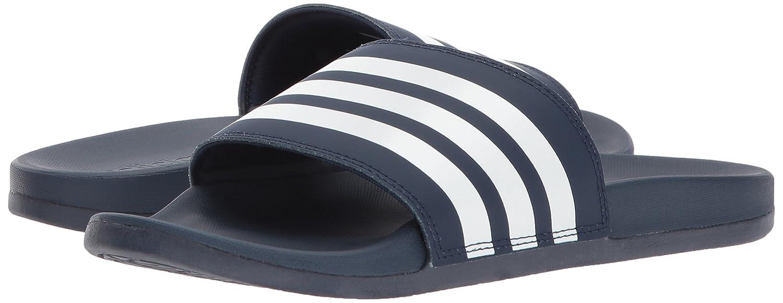 cheap for discount 8a7d9 fa408 Amazon.com  adidas Womens Adilette CF+ Stripes W Famous Slide Sandal   Slides