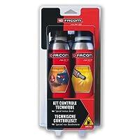 Facom 006020 Kit Contrôle Technique Diesel 2X300 ml