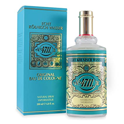 65c38ba10 4711 Perfume Unisex - 200 ml: Amazon.es: Belleza