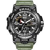 Relojes para Hombres, Relojes Digitales, Relojes para Niños, Reloj Militar Digital Analógico Reloj Deportivo para…