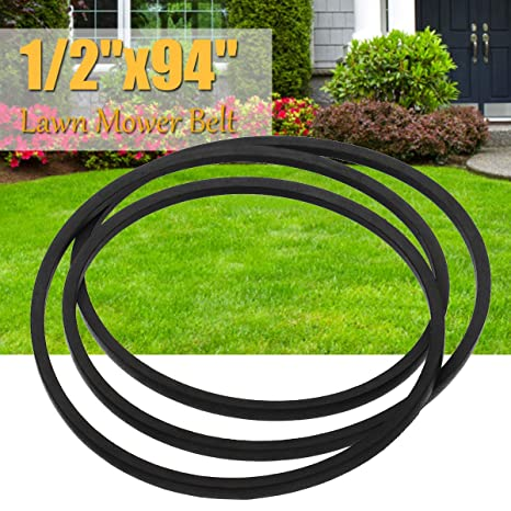 Amazon com : VNHOME: A92 Yard Machine Lawn Mower Belt 13mm 1