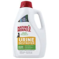 Deals on Nature's Miracle Urine Destroyer for Cats 1-Gallon
