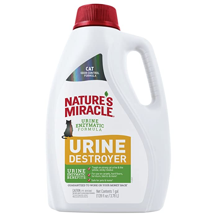 Top 9 Nature's Miracle Urine Enzyme