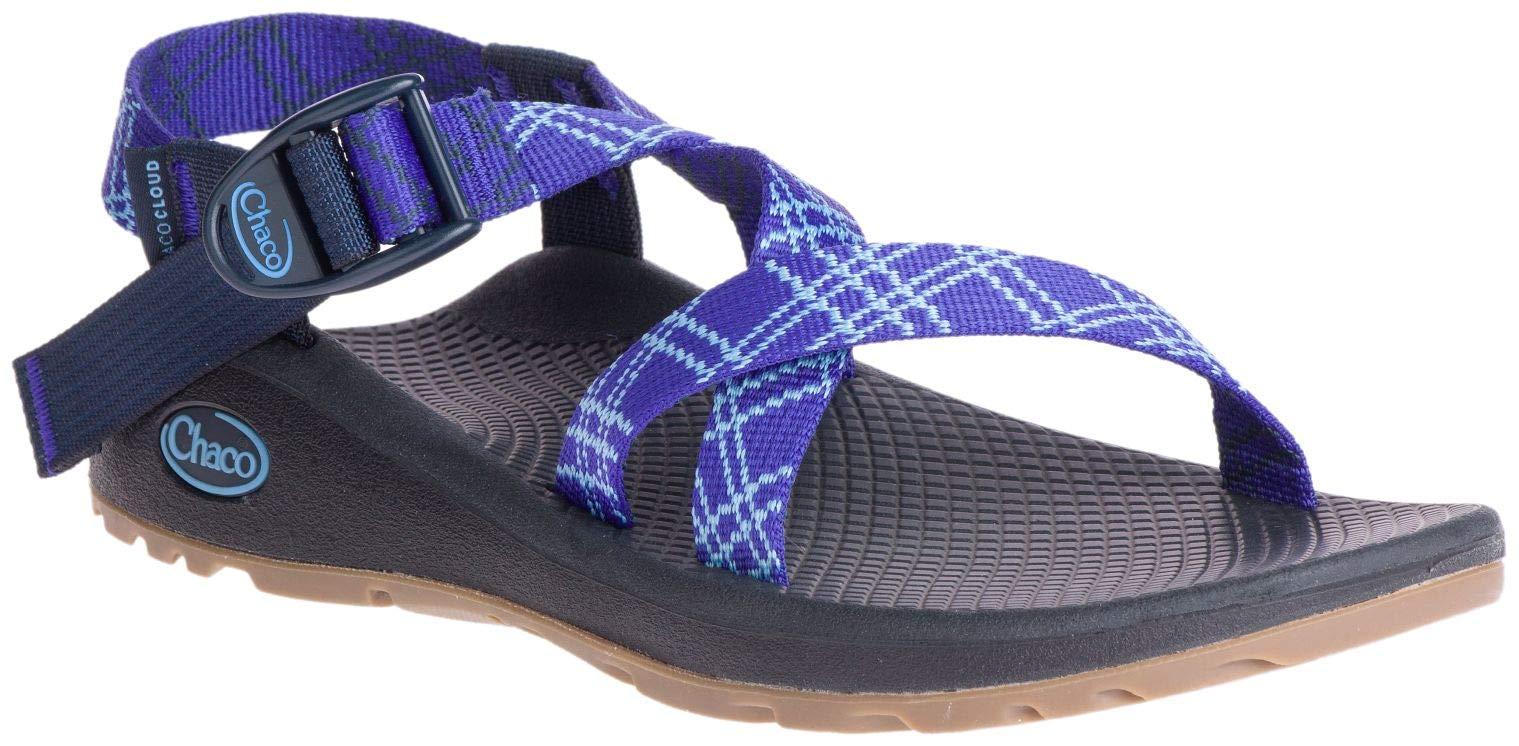 Chaco Women's Zcloud Sport Sandal, Pursuit Royal, 6 M US