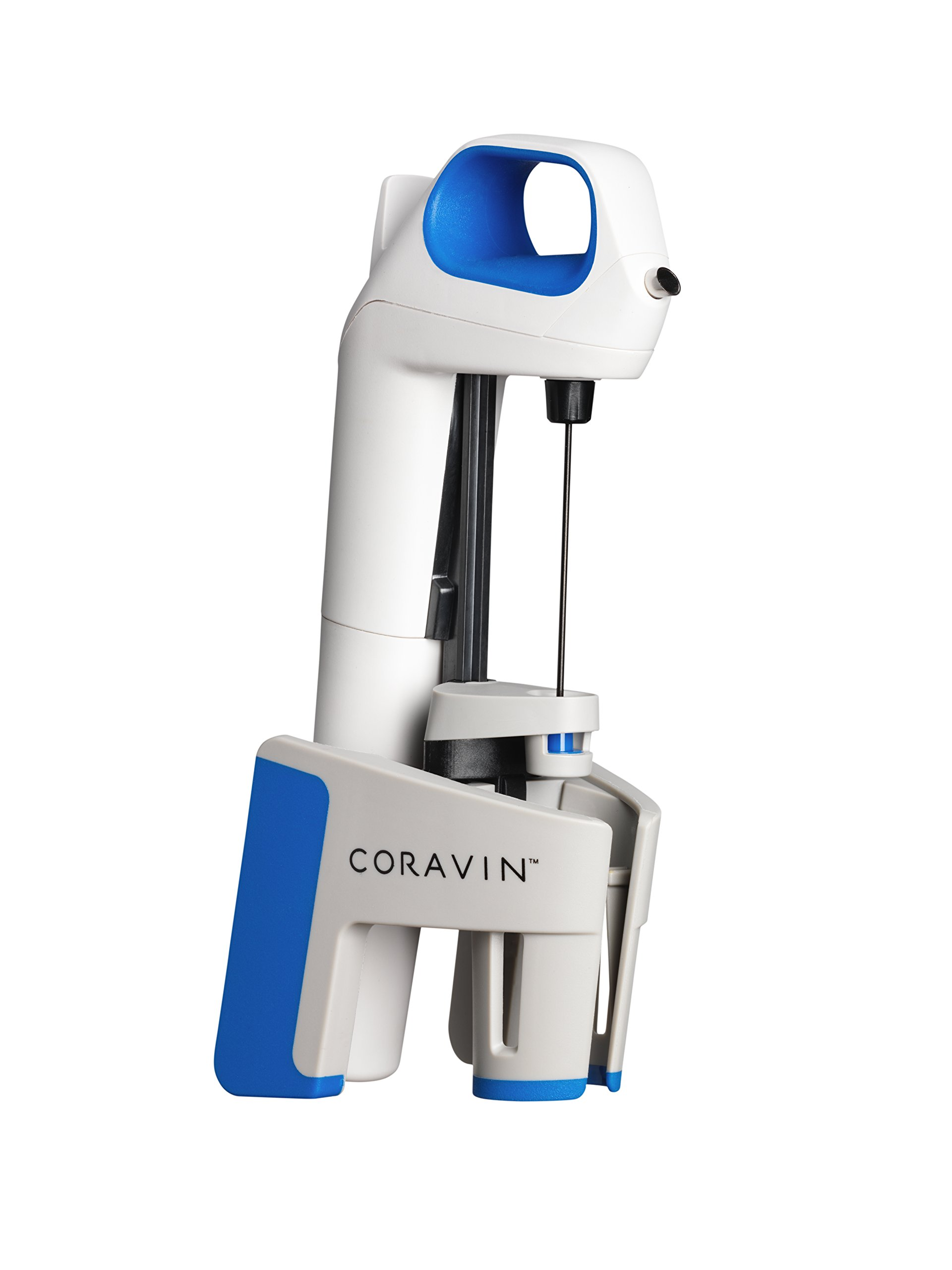 Coravin 100015 Model One System, Preservation, Cobalt Blue/White/Grey by Coravin (Image #3)