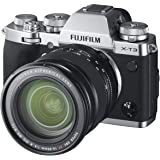 Fujifilm X-T3 Mirrorless Digital Camera w/XF16-80mm Lens Kit - Silver