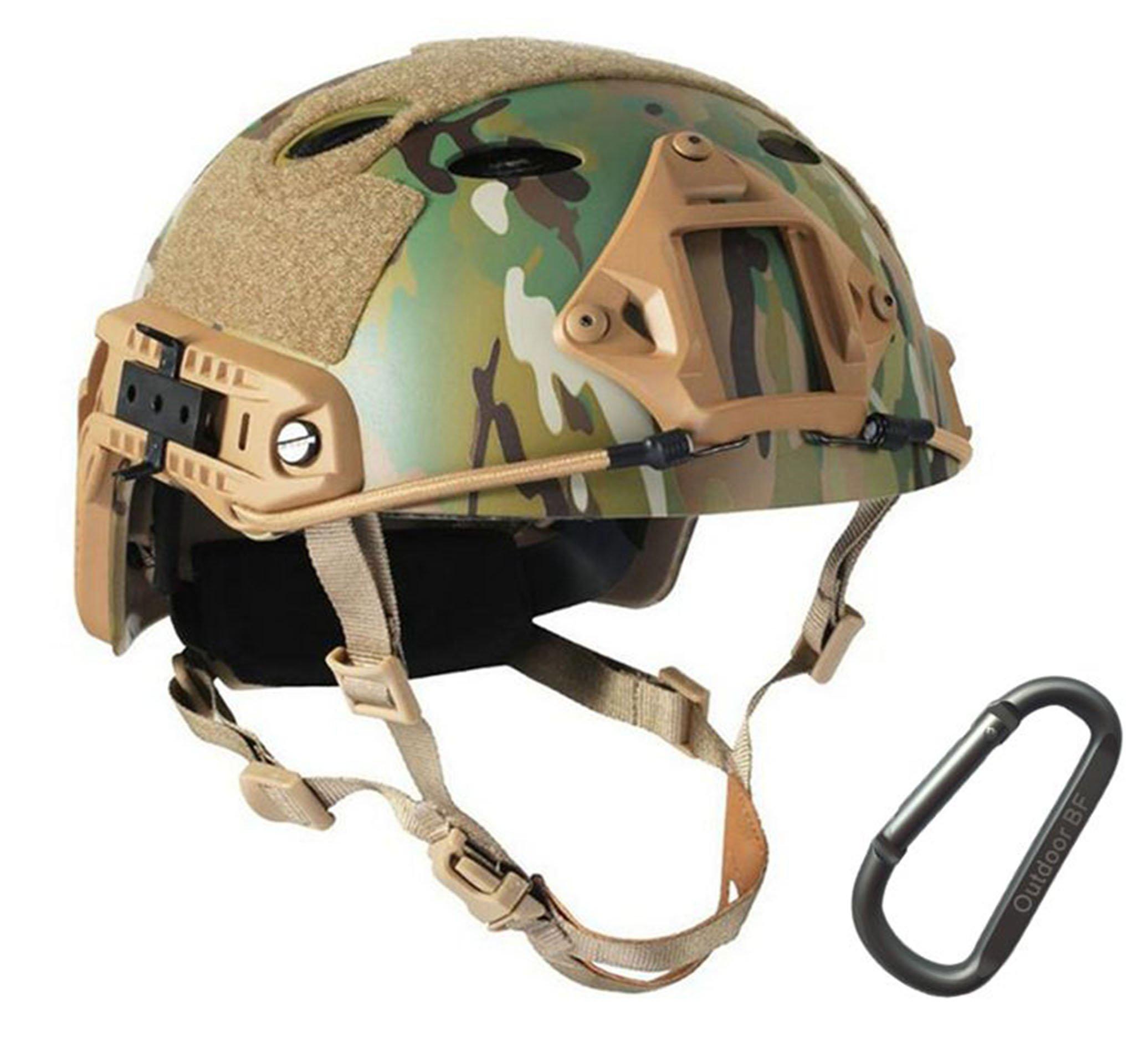 Tactical Fast Adjustable Helmet PJ Type (MC) by Outdoor BF