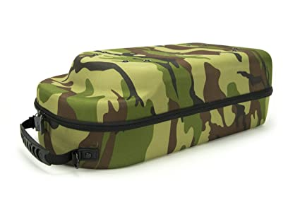 38d4caa82 Amazon.com : HG 12 Hat Case Homiegear Brand Carrier Case, 12 Hats ...