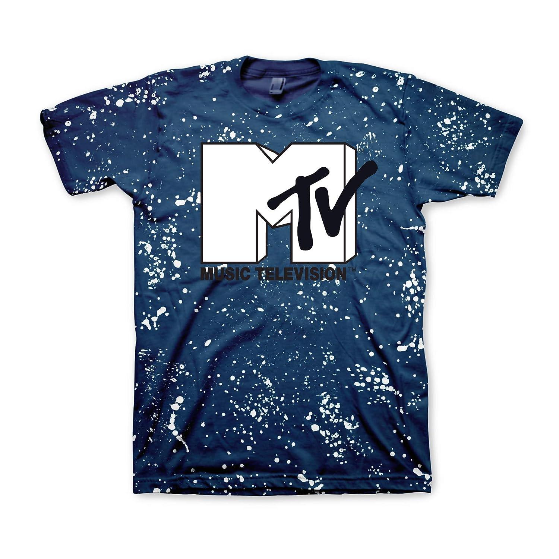 664033e0b Amazon.com: MTV Mens Classic Retro Shirt - #TBT Mens 1980's Clothing - I Want  My T-Shirt: Clothing