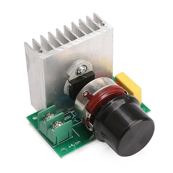 23 opinioni per DROK® AC 220V 3800W alta potenza di tensione SCR controller regolabile