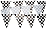 Checkered Pennant Banner Party Accessory