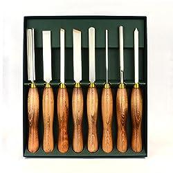 Crown 285 Woodturning Lathe Tool Set