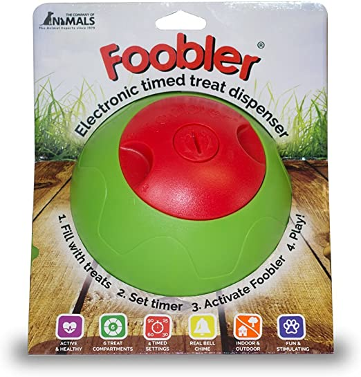 Company of Animals Pelota para Trucos Foobler: Amazon.es ...